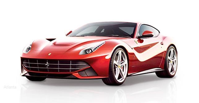 Atl Car Rental: Exotic Car Rental Locations