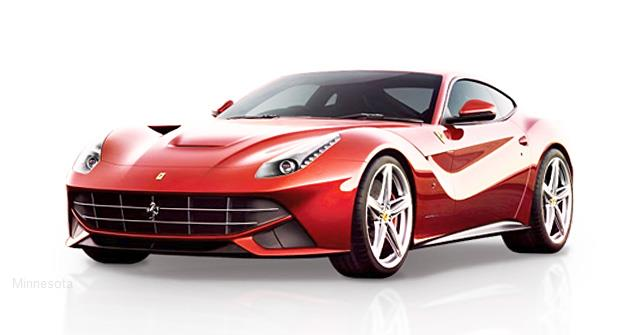 Exotic Car Rental Locations Minnesota