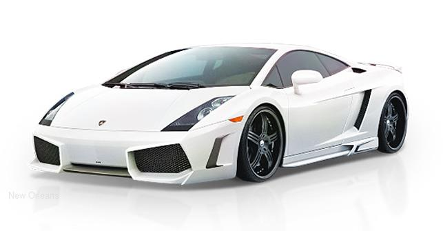 Exotic Car Rental Locations New Orleans Louisiana
